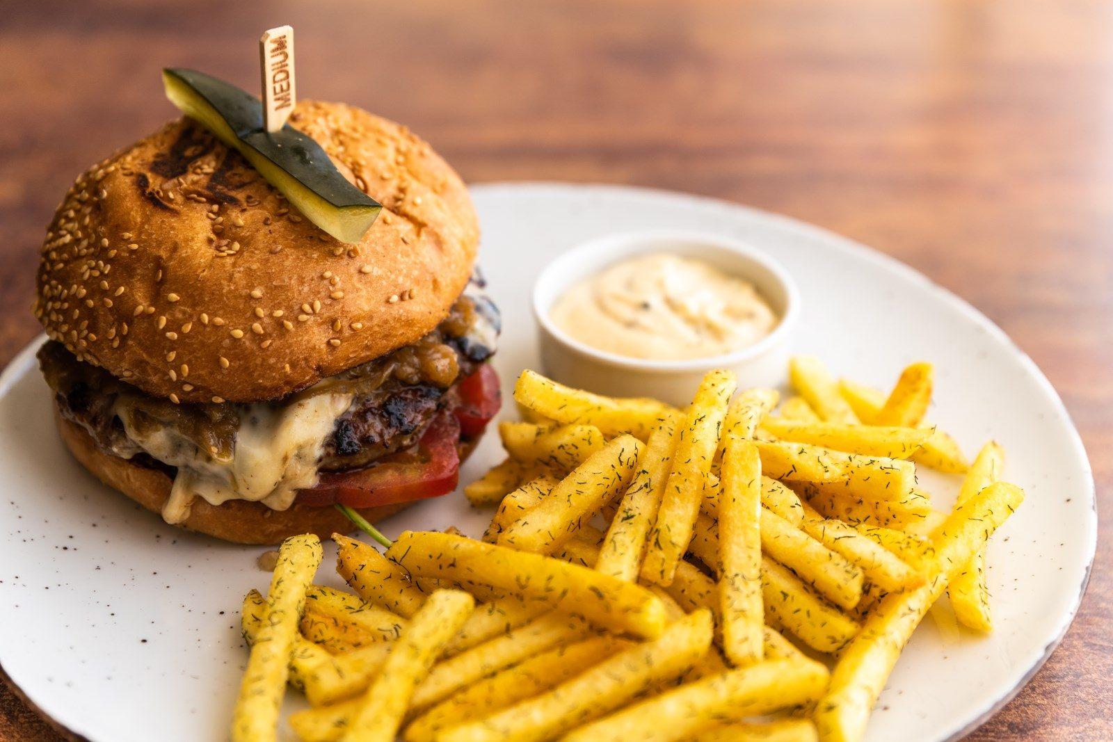 sunset beach dubrovnik trattoria burger