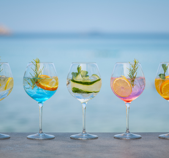 sunset beach dubrovnik cocktails